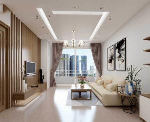Bí quyết trang trí phòng khách nhỏ đẹp và sử dụng hiệu quả