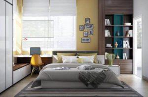 Diện tích phòng ngủ bao nhiêu m2 là hợp lý, hợp phong thủy ?